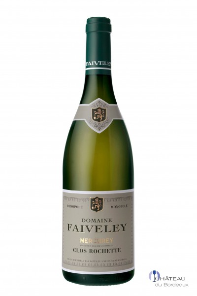 2015 Faiveley Mercurey Clos Rochette