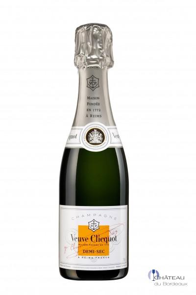 Veuve Clicquot Ponsardin Demi Sec (0,375L)